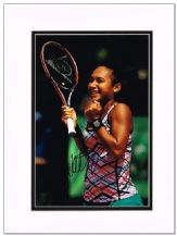 Heather Watson Autograph Signed Photo
